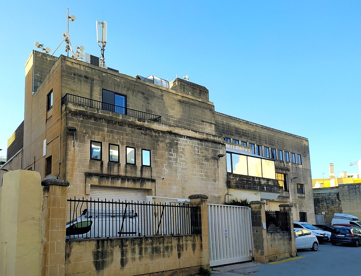 Birkirkara Vodafone Technical Facility