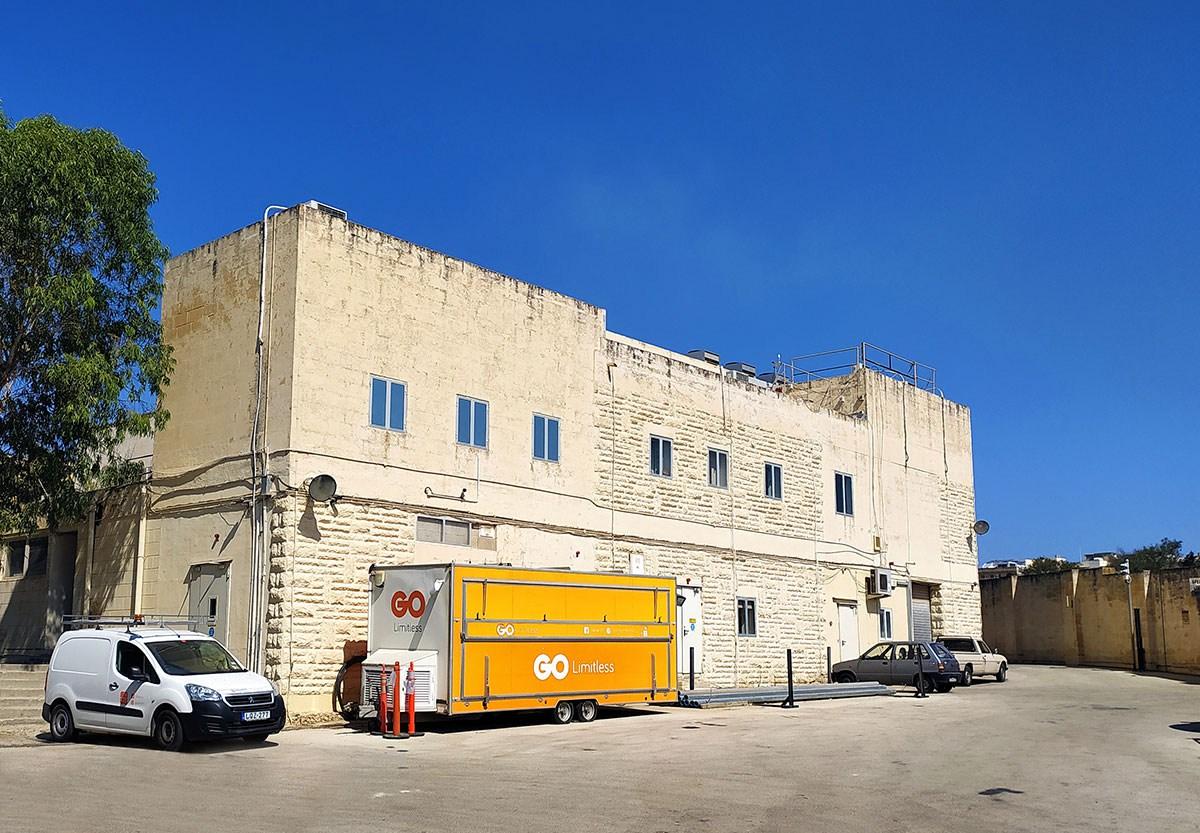 Mosta Exchange