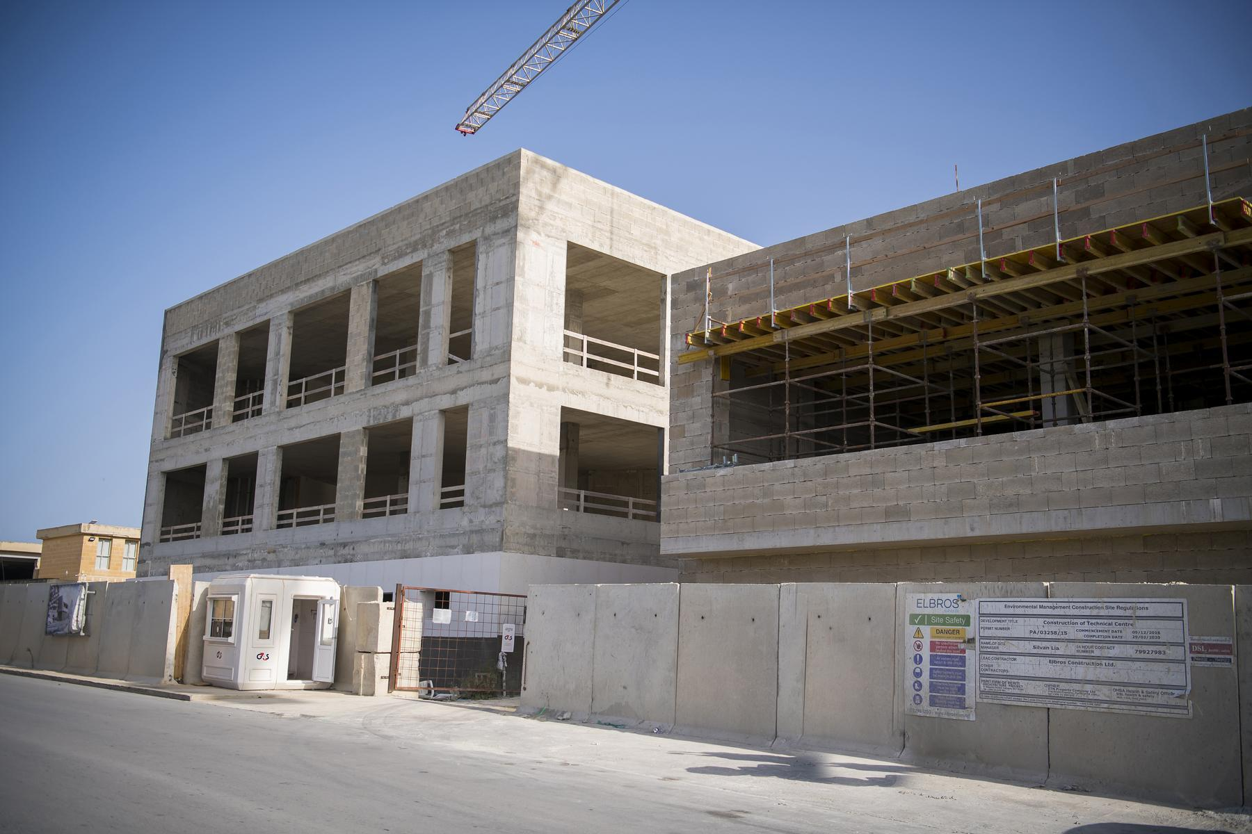 Zejtun GO plc Technical Centre